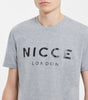 This essential short-sleeved t-shirt in stone is made from lightweight and comfortable fabric, it has a relaxed fit and features the NICCE original logo. A piece that can be worn on its own or as an easy extra layer.