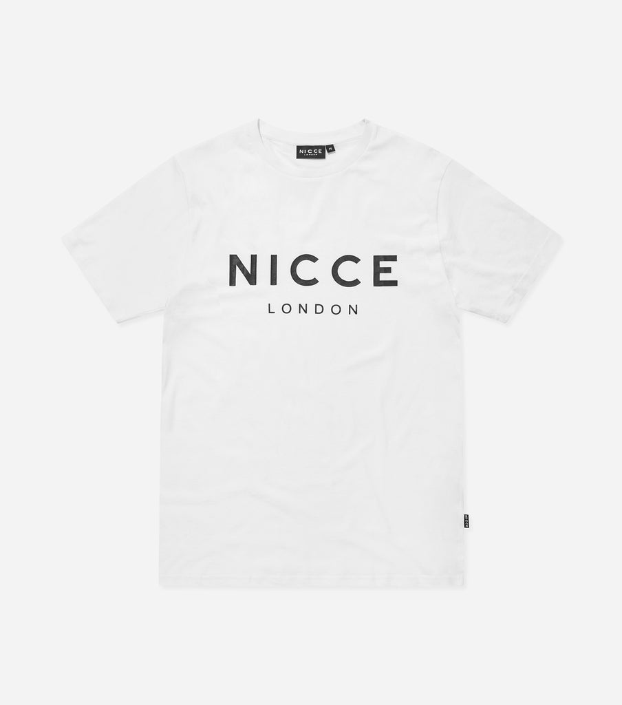 NICCE London Womens Original T-Shirt | White, T-Shirts