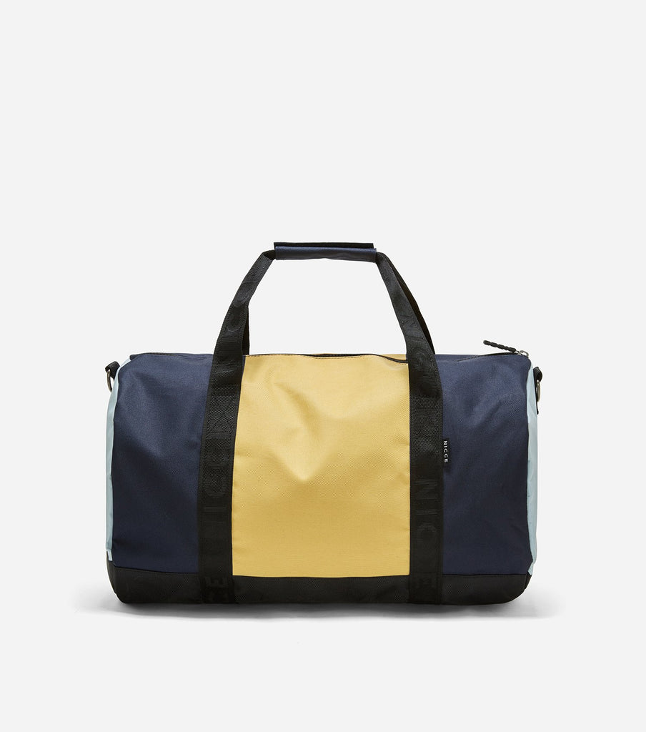 NICCE CORE BARRELL BAG | YELLOW