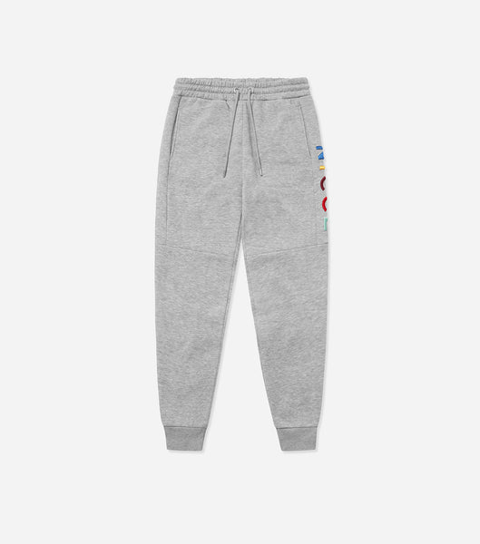 NICCE Mens Dallas Joggers | Light Grey Marl, Joggers