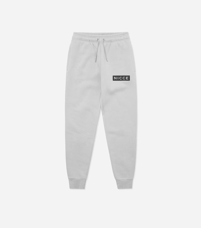 NICCE MENS Dock Joggers | Stone Grey, Joggers