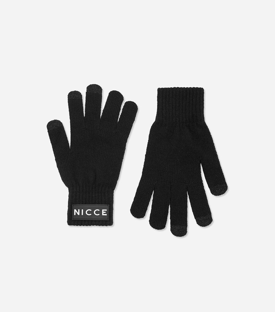 NICCE LONDON GLOVES | BLACK