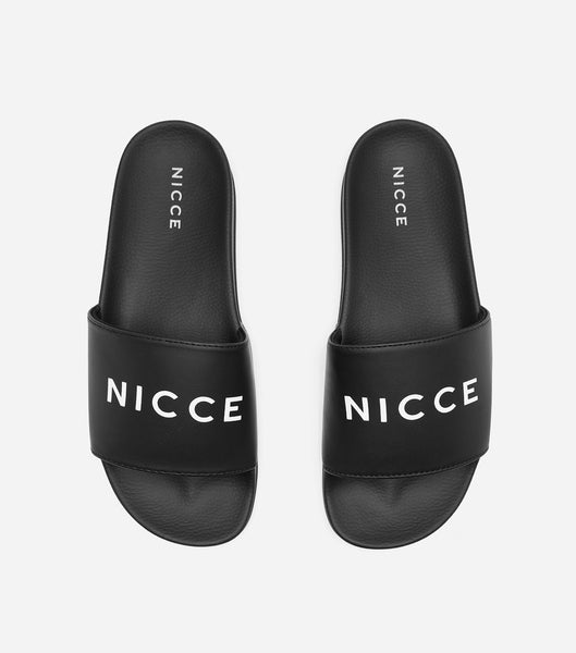 NICCE Mens Joey Slider | Black
