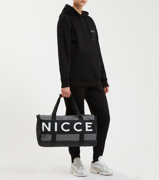 NICCE Womens Lany Barrel Bag | Grey