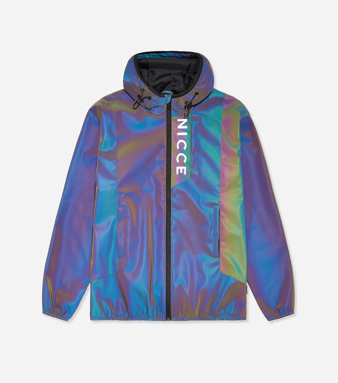 NICCE Mens Vind Jacket | Iridescent, Outerwear