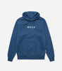 This majorca blue hoodie features the large classic NICCE London logo across the chest. A short-sleeved t-shirt is a style staple for any wardrobe and can be paired with jeans or joggers for casual comfort.