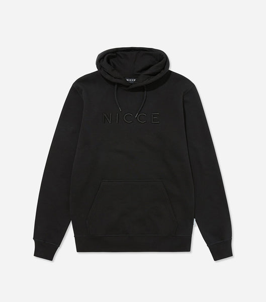NICCE Mens Mercury Original Hood | Black, Hoodies