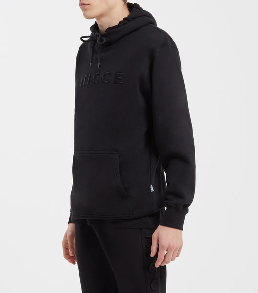 NICCE MENS MERCURY HOOD | BLACK