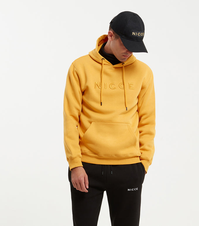 NICCE Mens Mercury Hood | Yellow