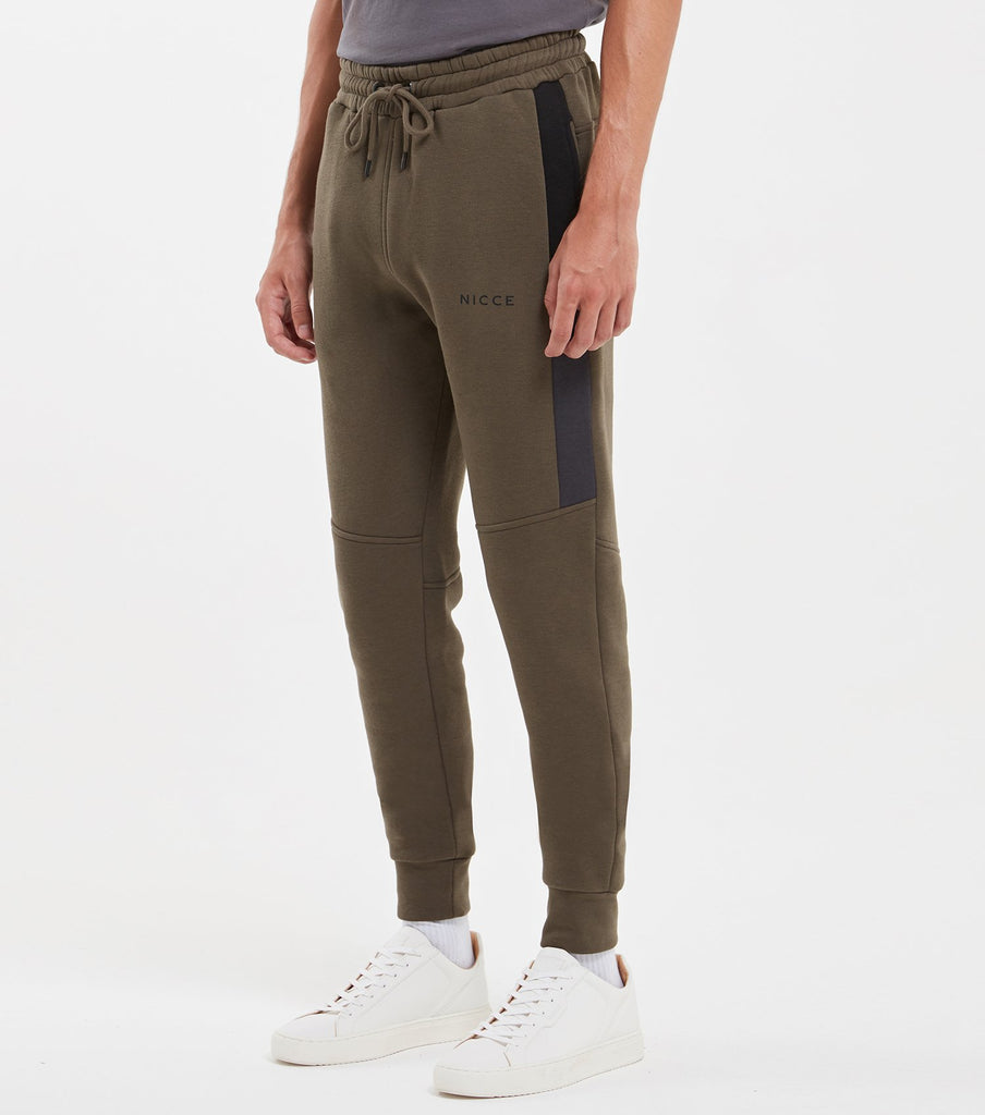 NICCE UNION JOGGER | OLIVE