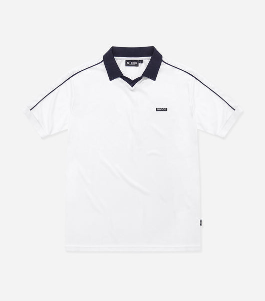 NICCE TEAM POLO | WHITE