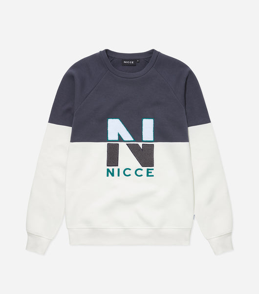 NICCE Mens Brecken Sweat | Blue
