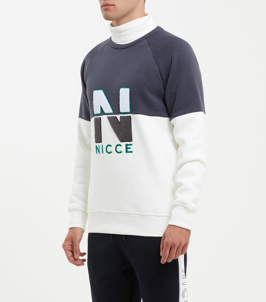 NICCE BRECKEN SWEAT | BLUE