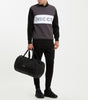 NICCE Mens October Sweat | Coal