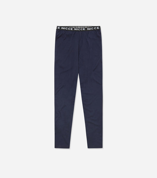 Loungewear pants in navy, featuring soft loungewear fabric, branded waistband and side pockets. Pair with Laze long sleeve t-shirt.