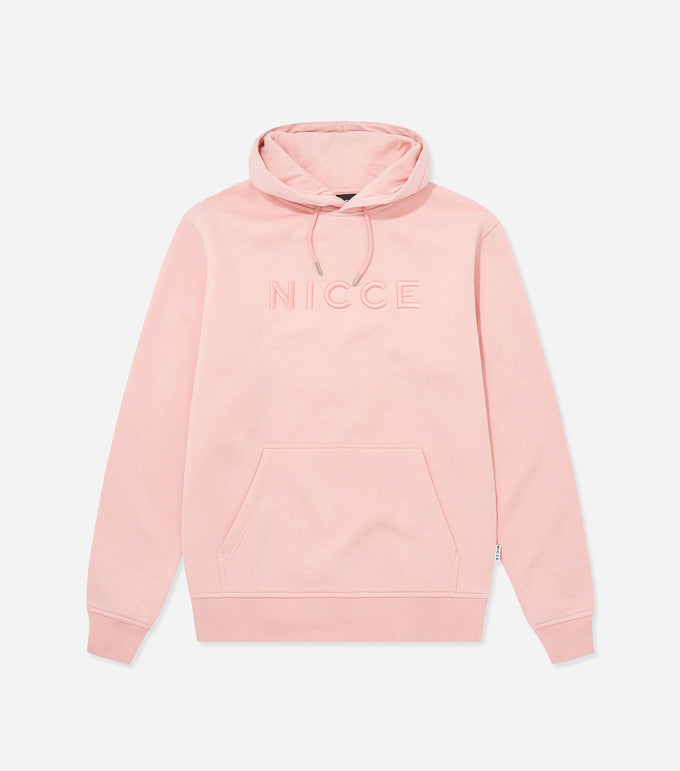 NICCE Womens Mercury Hood | Coral Blush, Hoodies