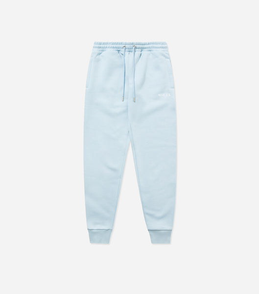 NICCE Womens Original Logo Joggers | Ice Blue