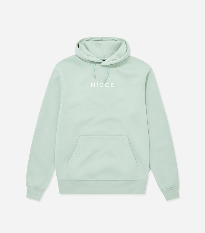 NICCE Womens Centre Logo Hood | Silt Green, Hoodies