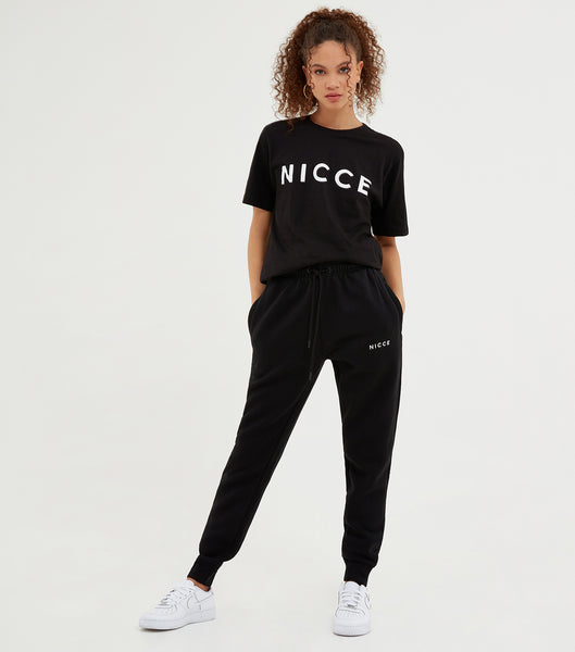 NICCE Womens Original T-Shirt | Black, T-Shirts