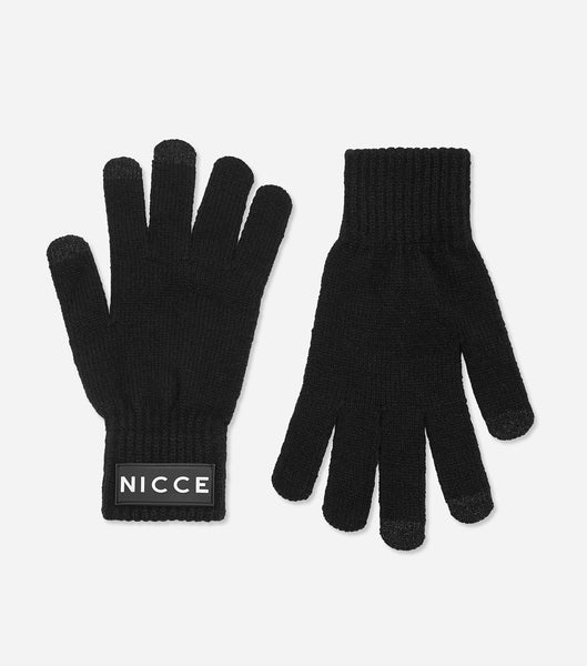 NICCE Pax Gloves | Black, Gloves