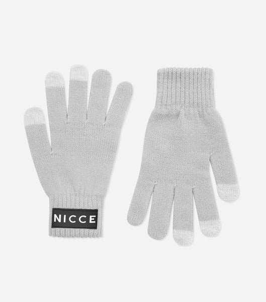 NICCE Pax Gloves | Grey, Gloves