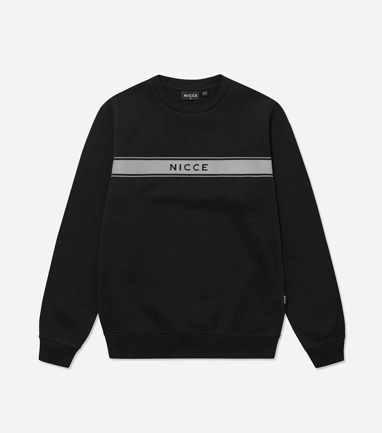 NICCE Mens Axiom Sweat | Black, Sweat