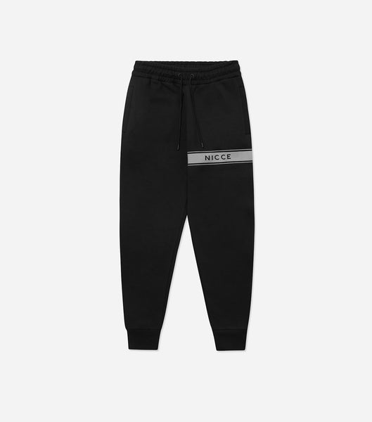 NICCE Mens Axiom Joggers | Black, Joggers