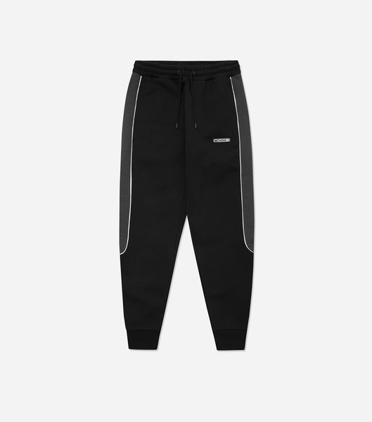 NICCE Mens Ark Jogger | Black/Coal