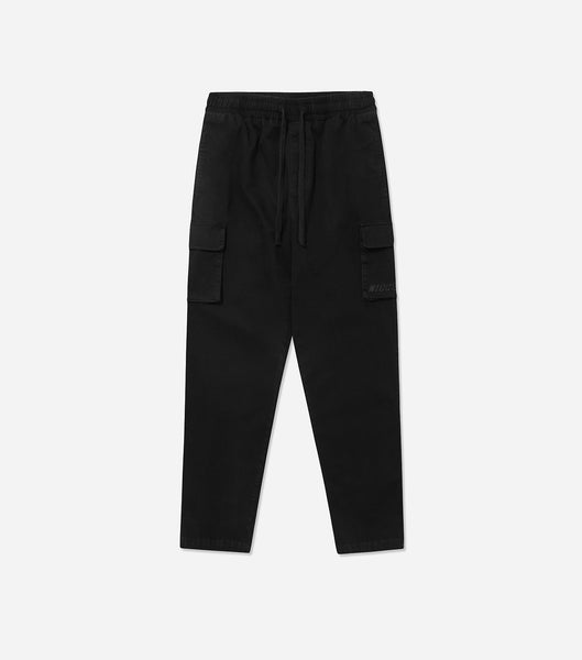 NICCE Mens Strapper Track Pants | Black