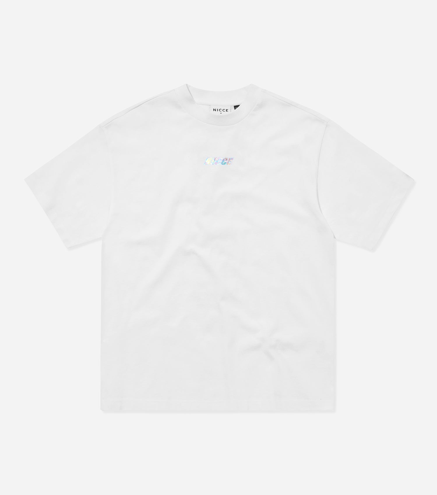 NICCE Mens Tee Type 1 | White
