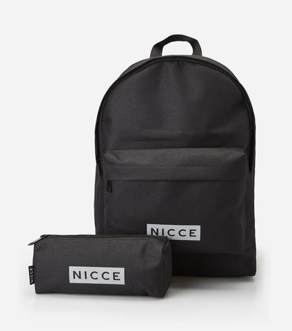 Nicce Manning Grey Backpack RRP £34.99 NC13
