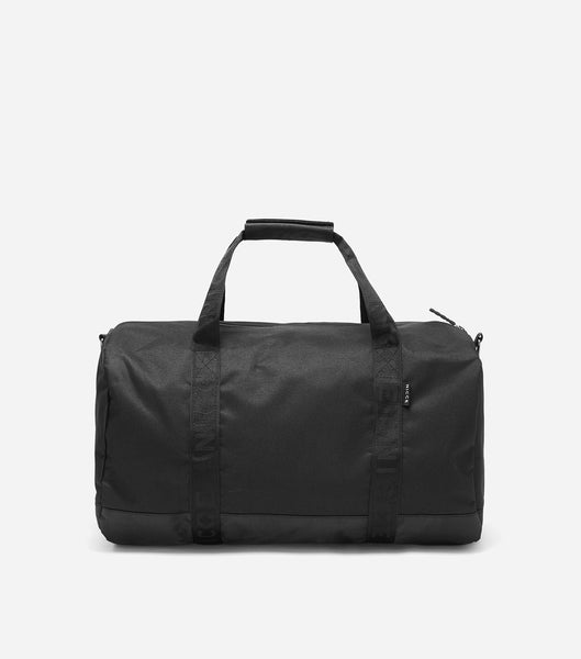 NICCE LONDON BARREL BAG | BLACK