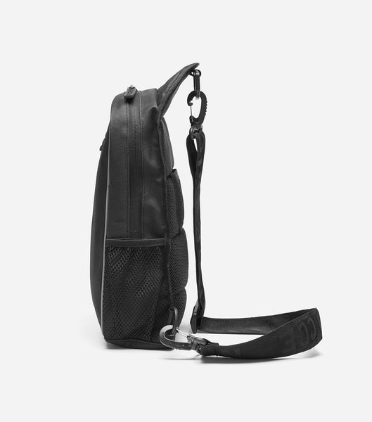 NICCE Tavas Crossbody Bag | Black, Bags