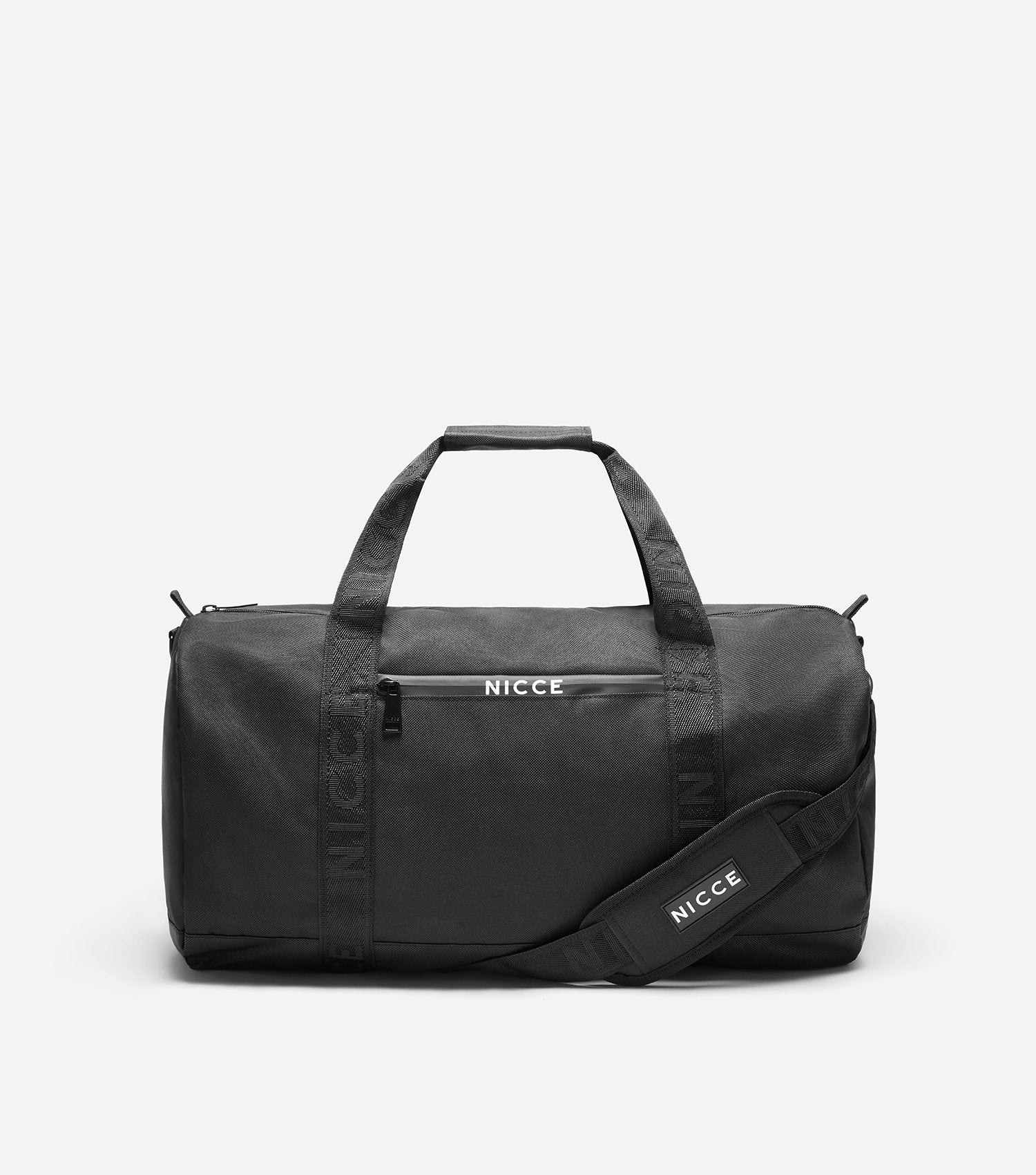 NICCE Trace Overnight Bag | Black, Bags