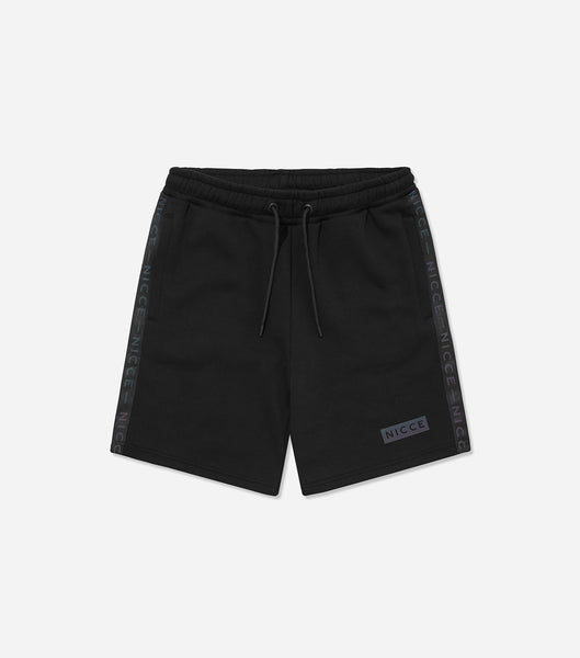 NICCE Mens Trivo Shorts | Black, Shorts