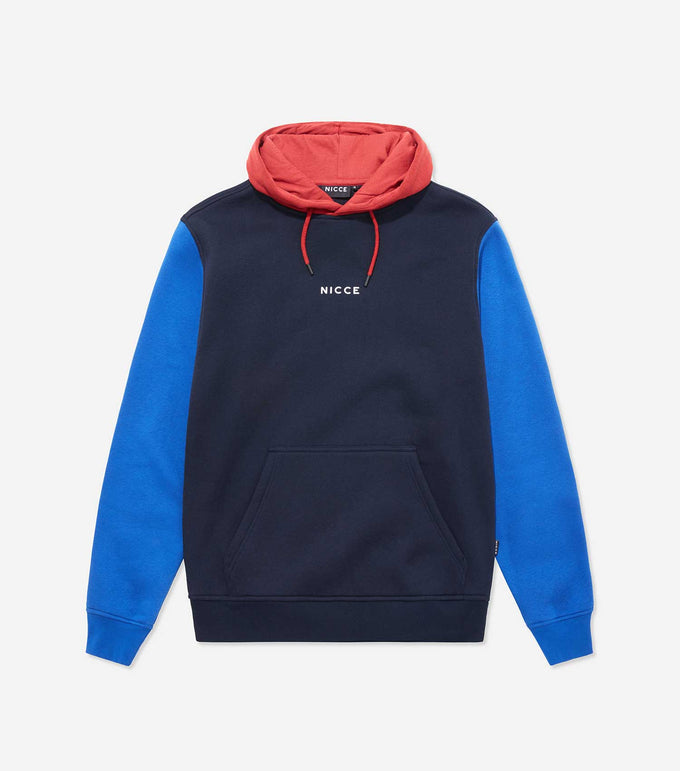 NICCE Mens Champ Hood | Deep Navy, Hoodies