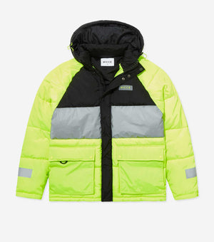 NICCE Mens Counter Jacket | Yellow, Outerwear
