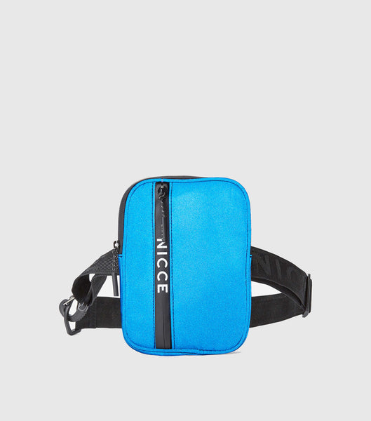 NICCE Ingo Cross Body/Bum Bag | Reflective, Bags
