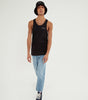NICCE Mens Original Chest Logo Vest | Black, Vests