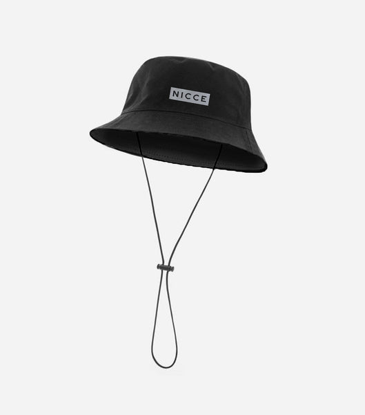 NICCE Viper Bucket Hat | Black, Hats