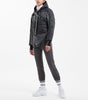 NICCE FLASH PUFFA JACKET | BLACK