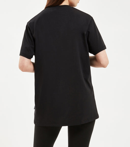 NICCE SLICE T-SHIRT | BLACK