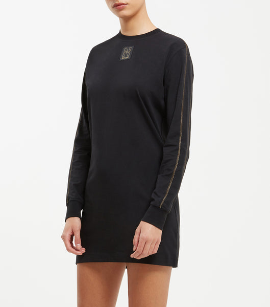 NICCE WOMENS TROPHY DRESS | BLACK