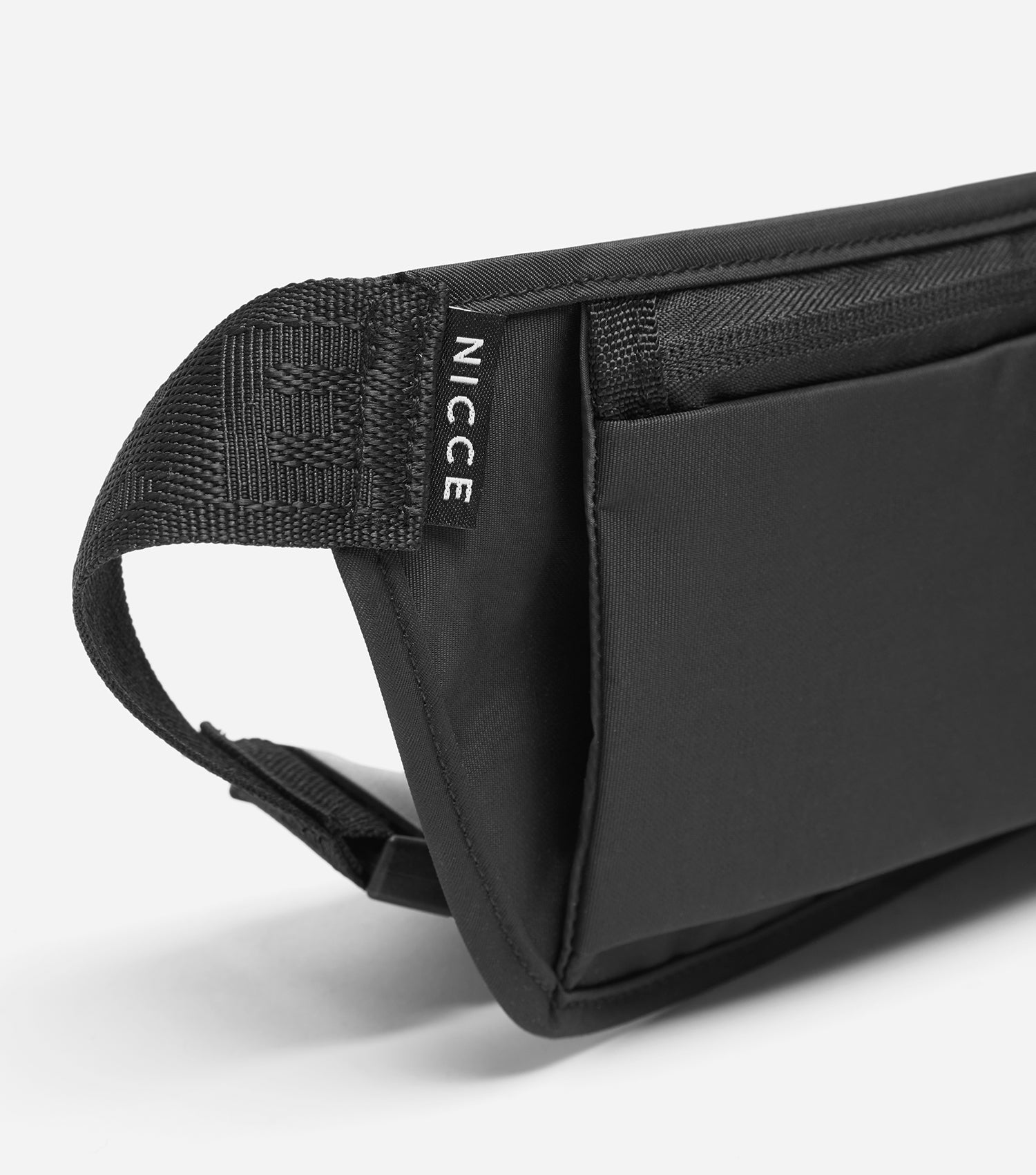 NICCE Zenit Bum Bag | Black, Bags