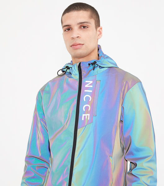 NICCE Mens Vind Jacket | Iridescent
