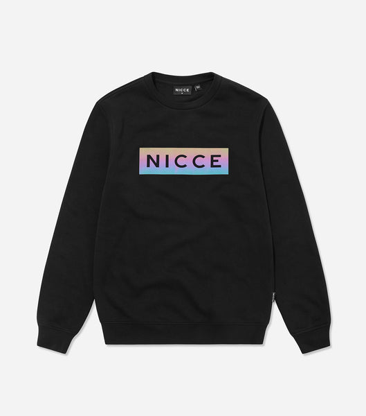 NICCE Mens Dock Sweat | Black, Sweatshirts