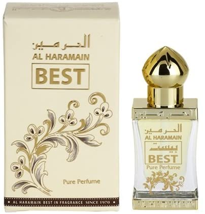 Al Haramain Best 12ml Perfume Oil Attar