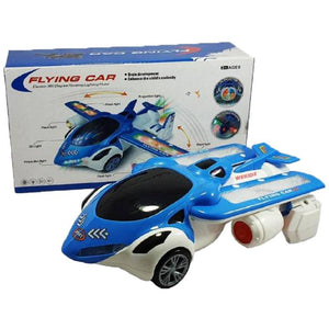 Battery Operated Plane with Labbaik Sound and Lights - almanaar Islamic Store