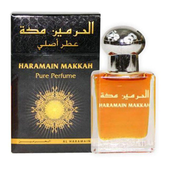 Al Haramain Makkah 15ml oil Perfume Attar