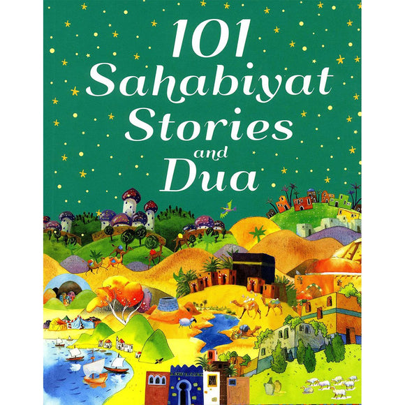101 Sahabiyat Stories and Dua - almanaar Islamic Store